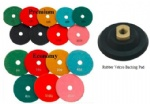 Premium and Economy Wet Diamond Polishing Pads