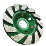 Concrete Turbo Diamond Grinding Cup Wheel