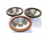 Diamond Resin Flaring Grinding Cup Wheel