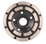 Turbo Row Diamond Grinding Wheel